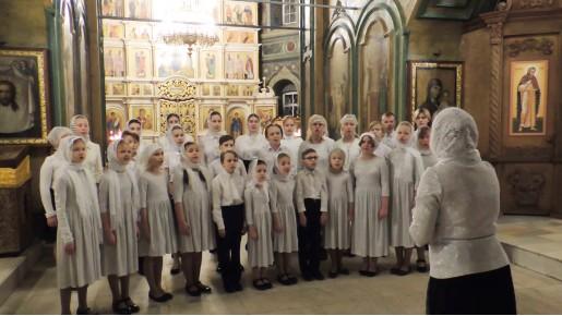 Церковный хор Ника