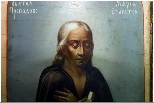 Почему грешница оказалась впереди апостолов?